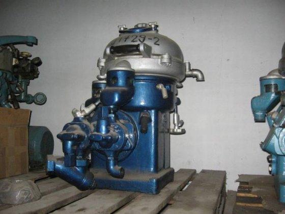 WSK KRAKÓW MB1424-F Disc Centrifuge