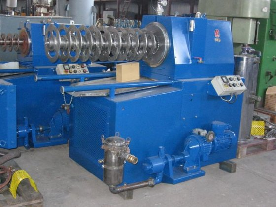 horizontal sand mill manufactured by