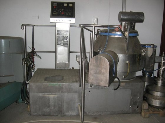 high speed mixer/granulator made by