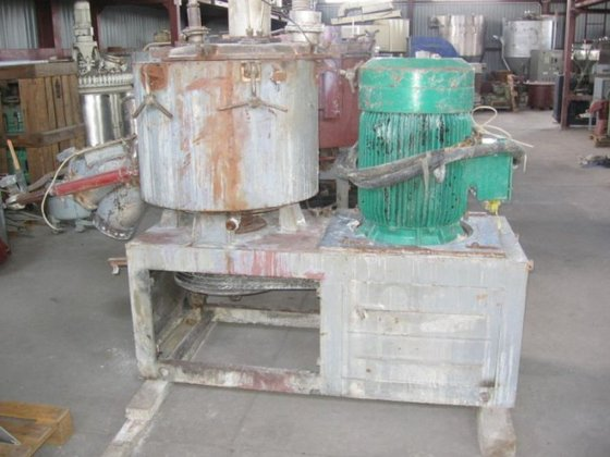set of two mixers for