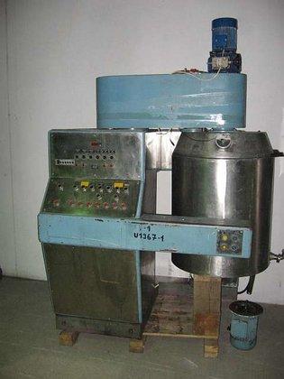 homogenizing mixer made by UCR