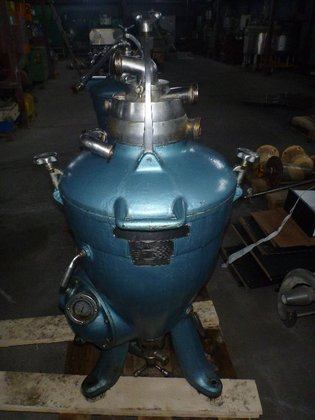 ALFA LAVAL SSSG 509H-74H/4038-54 Stainless