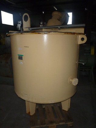 vertical stainless steel mixing tank