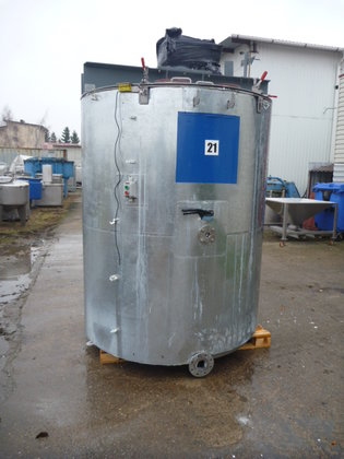 stainless steel 304 mixing tank