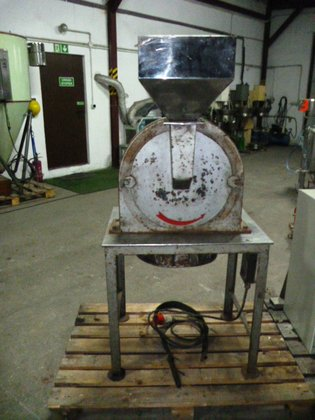carbon steel pin mill polish