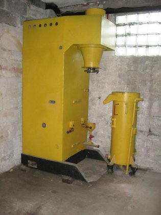 VERTICAL SAND MILL BY KOFAMA,