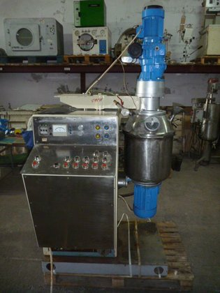 Rebuilt homogenizing mixer made by