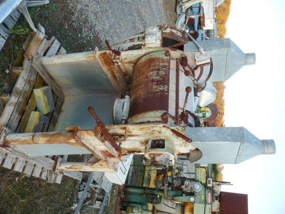 FM-100 Stainless Steel Intensive Blender