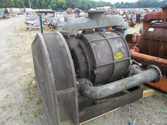 NASH CL2003 VACUUM PUMP. WITH
