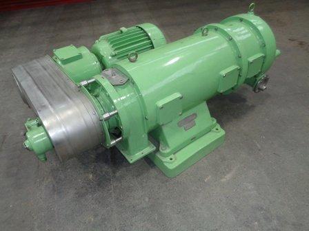 WESTFALIA Type SDA-360-L Stainless Steel