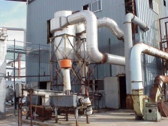 Plant, Solvent Extraction, 375 TPD,