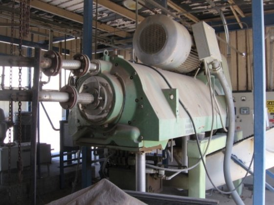 Westfalia CA 505-01-02 Centrifuge, Decanter,