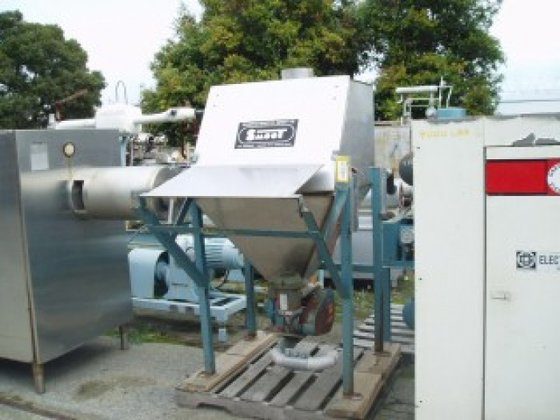 Smoot Co 3LP blower driven