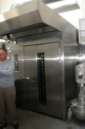 LBC Bakery Equipment Oven, Double