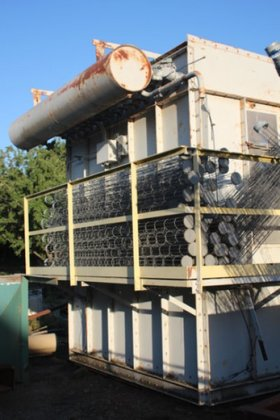 Kice Dust Collector, Baghouse, 1,