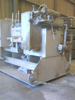 CF-1005 Separator, Magnetic, WHIMS, Mdl