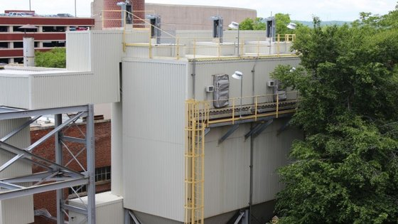 3 HEWI Dust Collector, Baghouse,