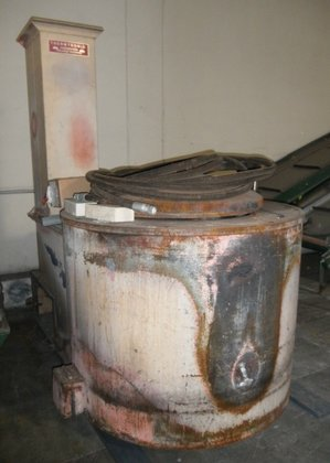 GS-1000 Furnace, Melting, Thermtronix, Mdl,