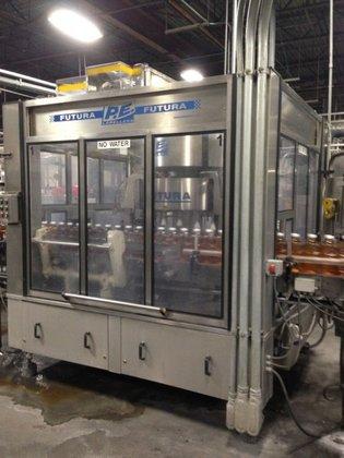 Futura 810-16T-1S-1L automatic rotary hot