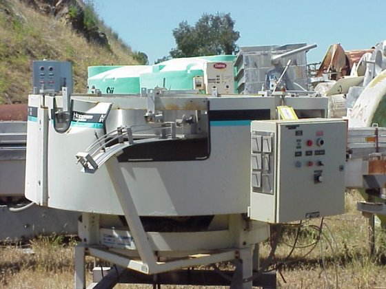 FT/50 Feeder, Lid, Centrifugal, Hoppman,