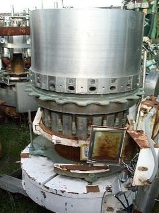 M&S Filler, Piston, FMC, 20