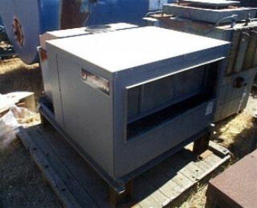 M2B Heater, Air, 8500 CFM,
