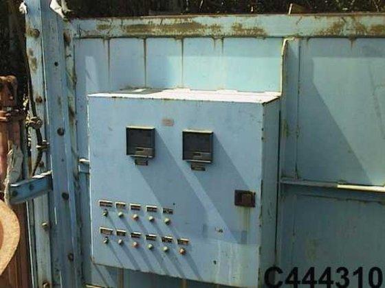 Baker Supply Incinerator, Circuit Boards,