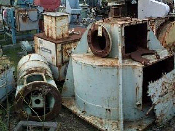 Rietz RD-24-D Mill, Disintegrator, Mdl,