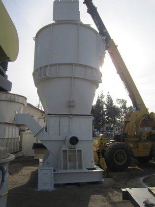 Mikro FP-7 Mill, C/st, Hosokawa,