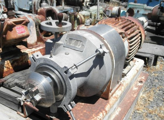 Greerco Corp # W-500-H Mill,
