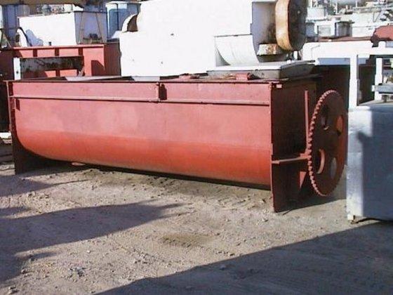 Mixer, Ribbon, 95 CF, Dbl,