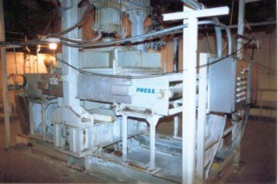 8T-2 2 Press, Belt, Pneumapress,