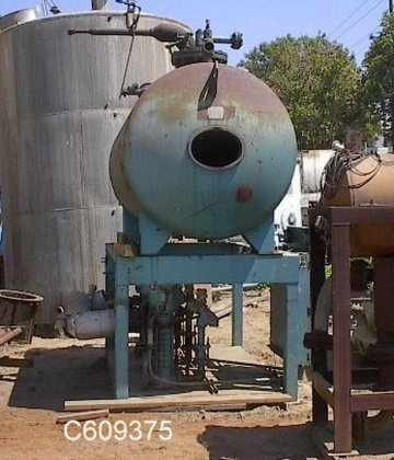 SMP-21 Pump, Boiler Feed, Spray,