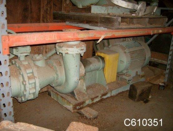 F1260 Pump, Centrif., 75 HP,