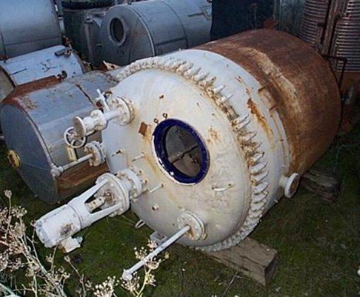 Reactor, 750 Gallon, G/L, 75