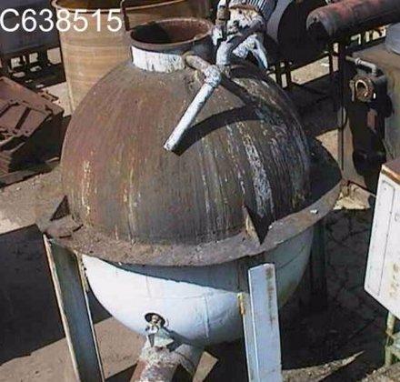 Reactor, 300 Gallon, C/st, Jkt,