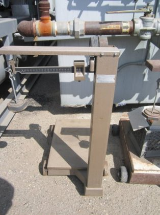 HB-1000-BA Scale, Dial, Chatillon, Mdl