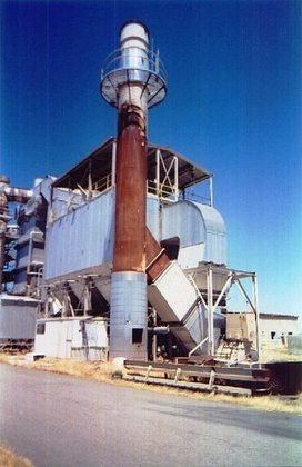Dust Collector, Baghouse, 33, 756