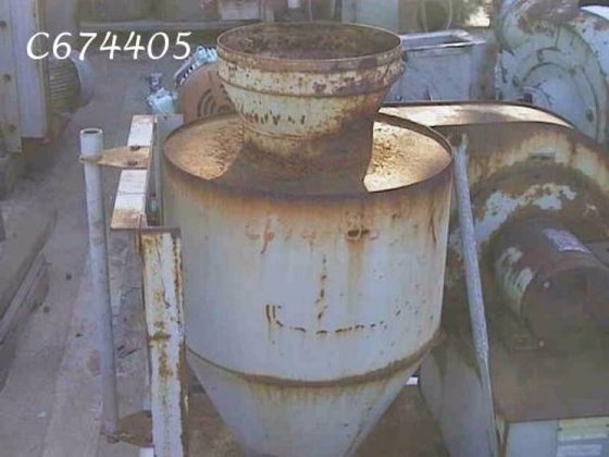 11C-50 Dust Collector, Blower, 3