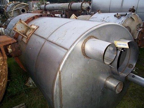 "Tank, 900 Gallon, S/st, 48"""