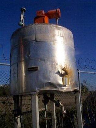 "Tank, 150 Gallon, S/st, 47"""