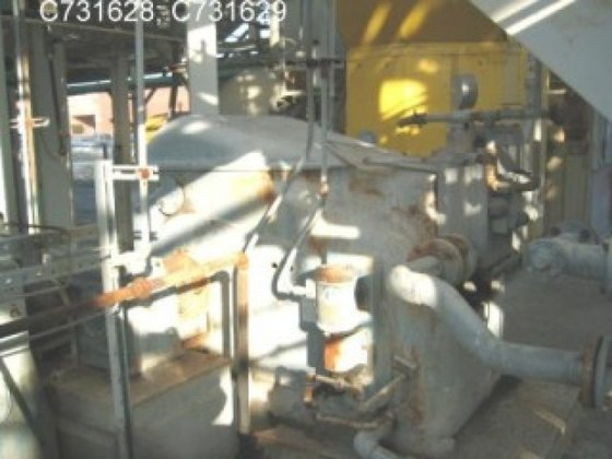 Pump, High Pressure, 125 HP,