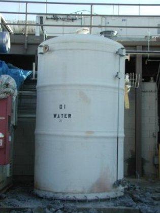 Tank, 2, 000 Gallon, FRP,