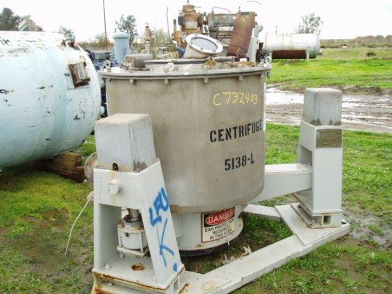 "Western States GL-220 ""Quadramatic"" Centrifuge,"