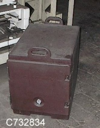 Refrig, Box, Cooler, Tray Type,