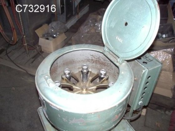 International Centrifuge Lab, Centrifgue, Size
