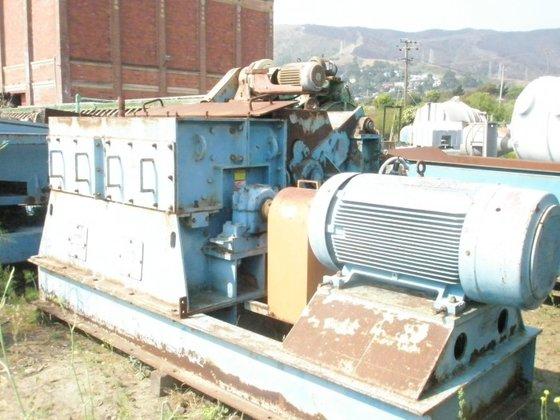 West Salem Machinery 2852BH Plant,