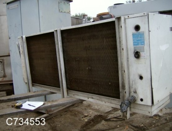 EXPC50H Refrig, Chiller, 40 Ton,