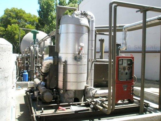 SSPG99B Compressor, Gas, Gardner Denver,