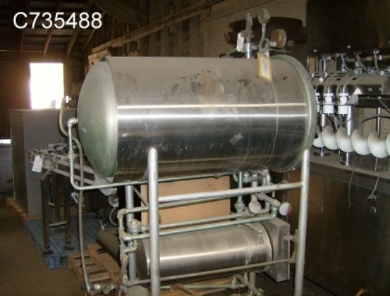 "Autoclave, 19-1/2"" x 34"", Barnstead,"